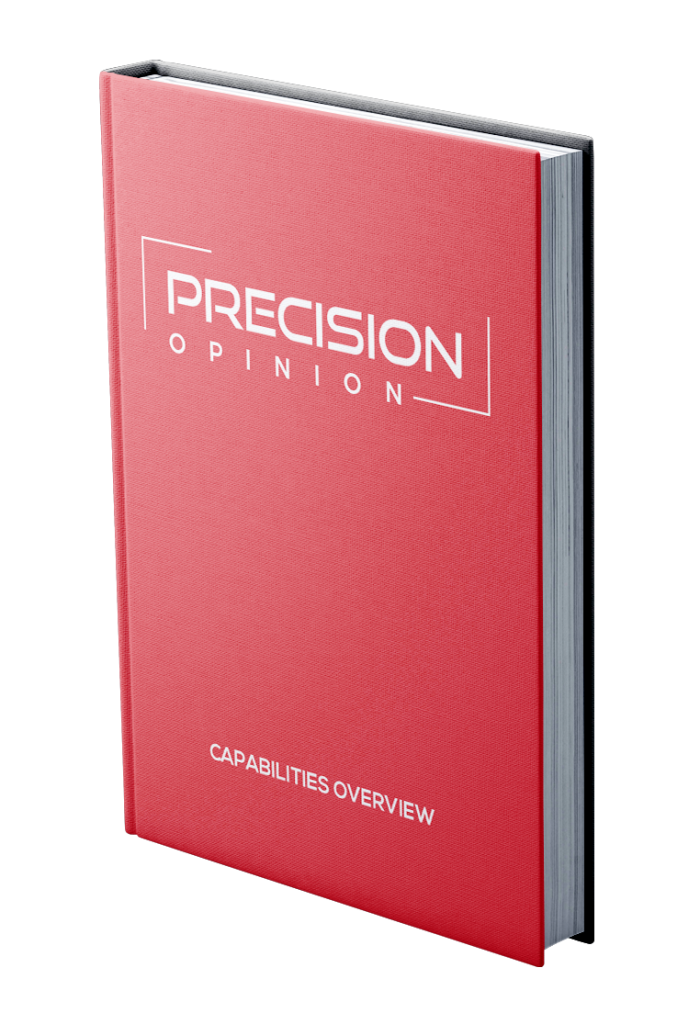 Precision Opinion's Capabilities Overview